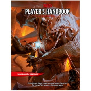 D&D Book: Player's Handbook