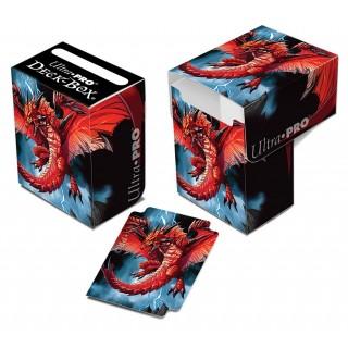Deck Box Ultra Pro Demon Dragon
