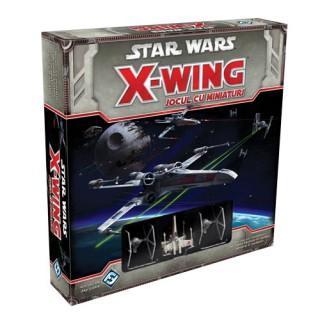 Star Wars X-Wing Jocul cu Miniaturi
