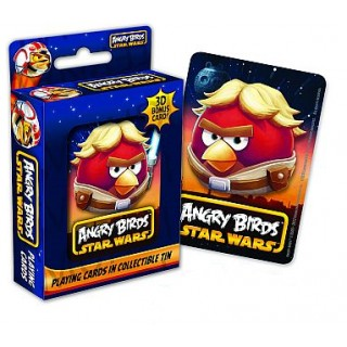 Play Free Angry Birds Star Wars Game Online