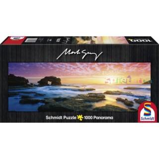 Puzzle 1000 piese Bridgewater Bay Sunset