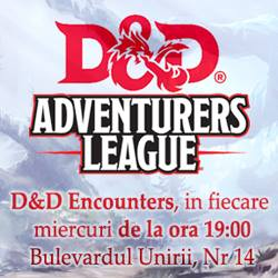 D&D Encouters