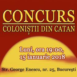 concurs catan 15.01