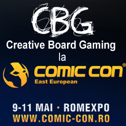 CBG @ East European Comic Con 2014
