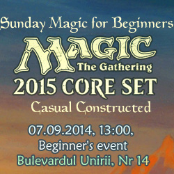 Sunday Magic for Beginners - Final Event