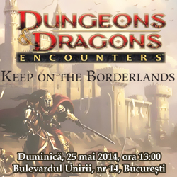 Dungeon & Dragons Encounter