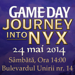 Game Day Journey Into Nyx