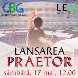 Lansare Praetor