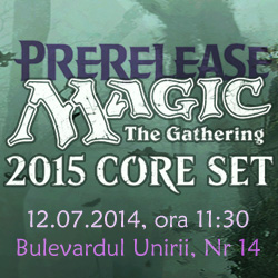 Prerelease MTG M15 Core Set