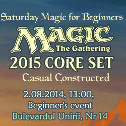 Saturday Magic for Beginners