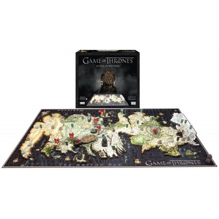 A Game of Thrones - Puzzle of Westeros 4D