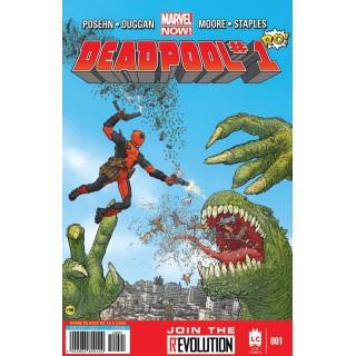 Deadpool - Nr 1 - RO